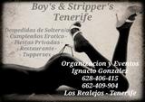 Chicas y Chicos Stripper en Tenerife - foto