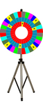 Compro ruletas de la suerte verticales - foto