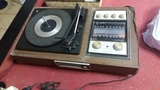 Tocadiscos+Radio+Cassette Vintage - foto