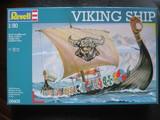 Maketa barco Vikingo - foto