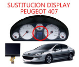 reparacion display peugeot 407 sustituir - foto