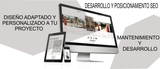 Web empresarial - foto