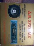 radio cassete A R SYSTEM - foto