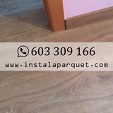 Instalador de suelos de madera,laminados - foto