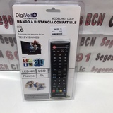 mando compatible lg nuevo - foto