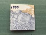Set 2000 pts plata 1999 xacobeo - foto