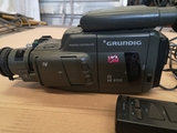 cámara video antigua - foto