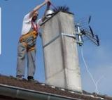 se limpian chimeneas/el desholliandor/ - foto