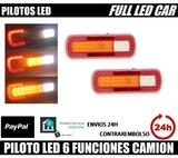 PILOTS LED 12V 24V 6 FUNCIONES IVA INCLU - foto