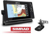 GPS PLOTTER SONDA SIMRAD CRUISE 5 C/TRAN - foto