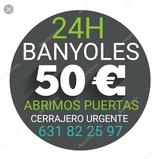 Banyoles 24h cerrajeros urgencias - foto