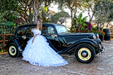 Coches para bodas - foto