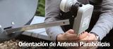 Orientación de Antena Parabólica - foto