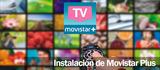 Instal·lació de Movistar Plus - foto
