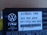 Centralita airbag vw passat 3c0909605m - foto