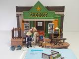 Oficina Sheriff Playmobil 3786 Oeste - foto