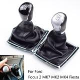S MAX//Galaxy Kuga//Transit Focus mk2 FL//Focus mk3 Perilla de Cambio de 6 Velocidades Palanca de Cambio de Marcha Palanca de Engranaje para Fiesta mk7 C MAX FL//B MAX//Mondeo mk4 3