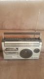 RADIO CASSETTE DE LOS 80