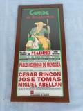 CARTELES DE TOROS.Desde 1905 tercer lote - foto