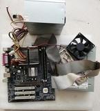 AMD Duron, piezas ordenador - foto