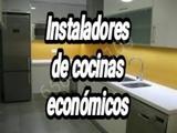 Montador de muebles de cocina, económico - foto