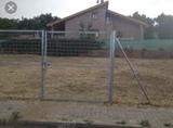 Reparación de vallados,y muros limitaci - foto