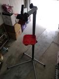 soporte taller - foto