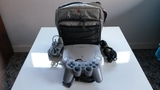 PlayStation 1 + mochila oficial - Ps One - foto