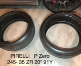 "PIRELLI   P Zero 245- 35 ZR 20"" 91Y N0 - foto"