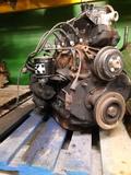 Motor MGB y caja de cambios - foto