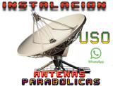 Instalo reparo antenas parabolicas - foto