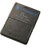 Tarjeta de memoria  PlayStation 2 sony - foto