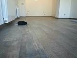 montaje de suelos laminados - foto