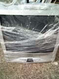 Televisión con reproductor VHS - foto