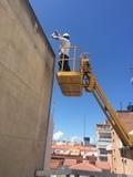 Reparacion y arreglos de patio de luces - foto