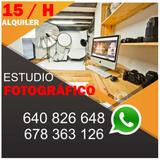 Alquiler de Estudio Fotografico - foto
