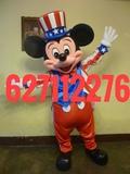 Mickey americano disfraz adulto - foto