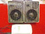 Altavoces mini portatiles sin pilas - foto
