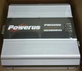 Amplificador Powerus 3500 - foto