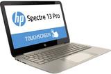 HP Spectre Pro 13 i7 8GB 256 GB Táctil - foto