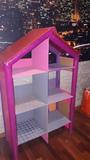 Vendo casita de muÑecas 6 estanterias - foto