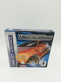 Need for speed underground gba - foto