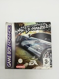 Need for speed most wanted gba - foto