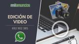 Edicion de video Barcelona - foto