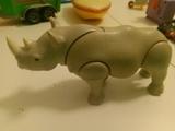 rinoceronte de playmobil - foto