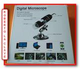 Microscopio Digital. - foto
