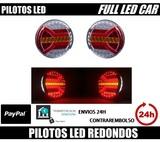 PILOTOS LED CARAVANA TRASEROS COMBINADOS - foto