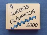 1000 pts juegos  olimpicos sidney - foto