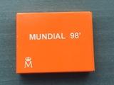 1000 pts mundial futbol 1998 - foto