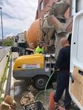 Alquiler máquinas gunitadora Segovia - foto